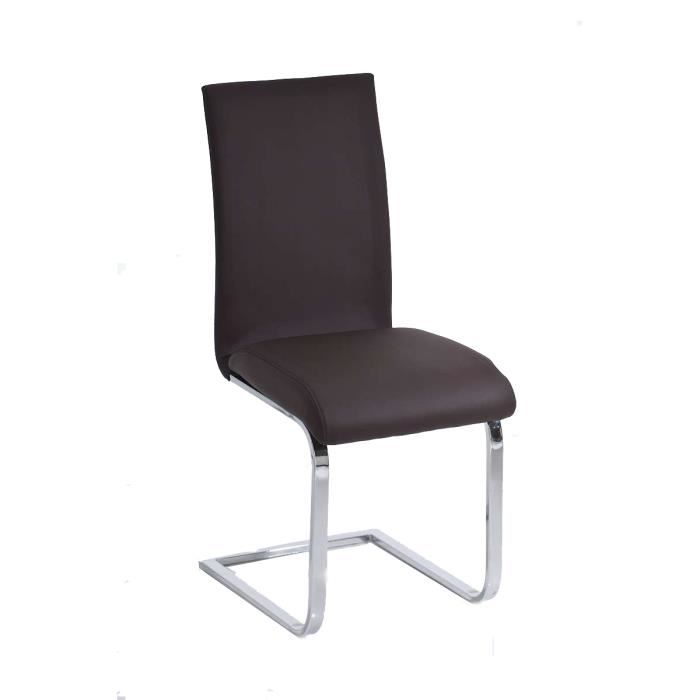 clp chaise oscillante tr s confortable ellen chaise de salle manger 4 couleurs au choix. Black Bedroom Furniture Sets. Home Design Ideas