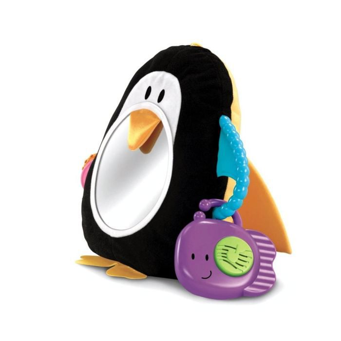 fisher price pingouin d 39 activit s achat vente mobile 0746775147938 cdiscount. Black Bedroom Furniture Sets. Home Design Ideas
