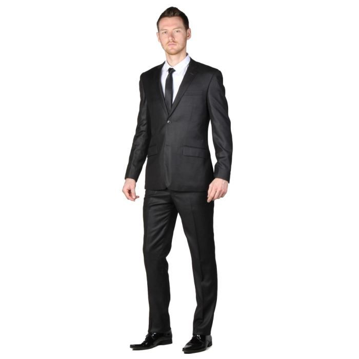 mariage costume homme mariage noir achat vente costume tailleur costume homme cdiscount. Black Bedroom Furniture Sets. Home Design Ideas