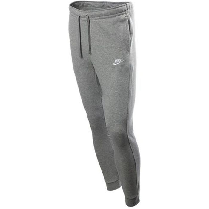 info for eb248 469cc PANTALON NIKE Pantalon de jogging N NSW Ft Club - Homme - G