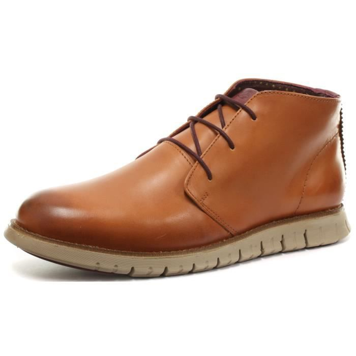 London Brogue richelieus Gatz Cuir Homme Chukka...