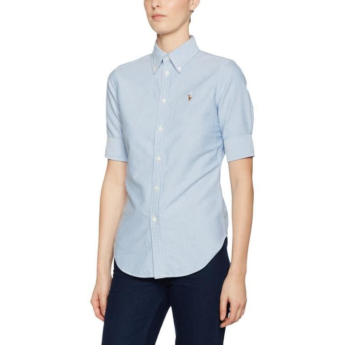 Taille Ss Washed 1db6ko Lauren Shirt Polo Ralph Oxford Jenny Femmes Pn0O8wk