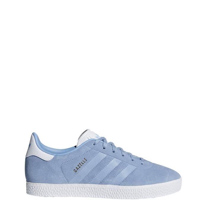 adidas gazelle j bleu