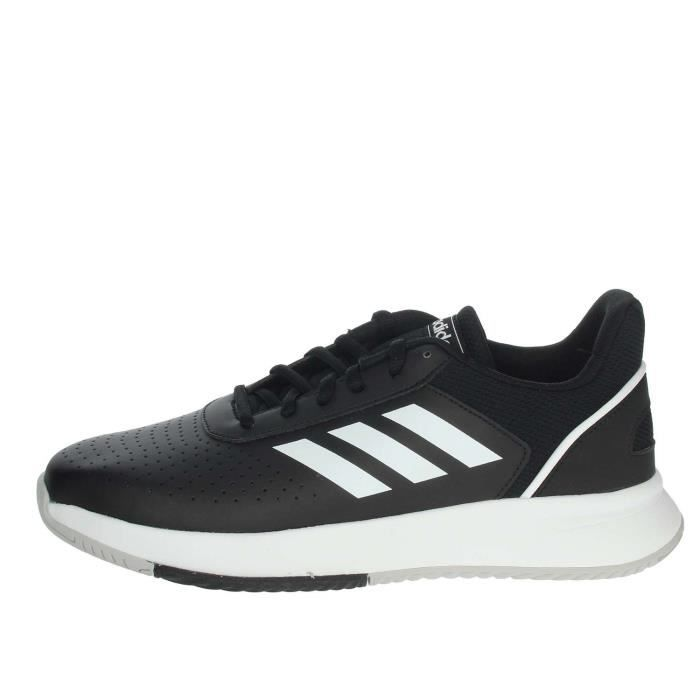 Adidas F36717 Sneakers Homme Noir Noir - Cdiscount Chaussures