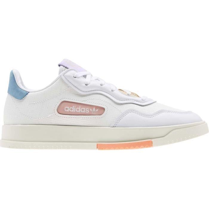 Adidas Originals SC Premiere Femmes Baskets blanc Blanc ...
