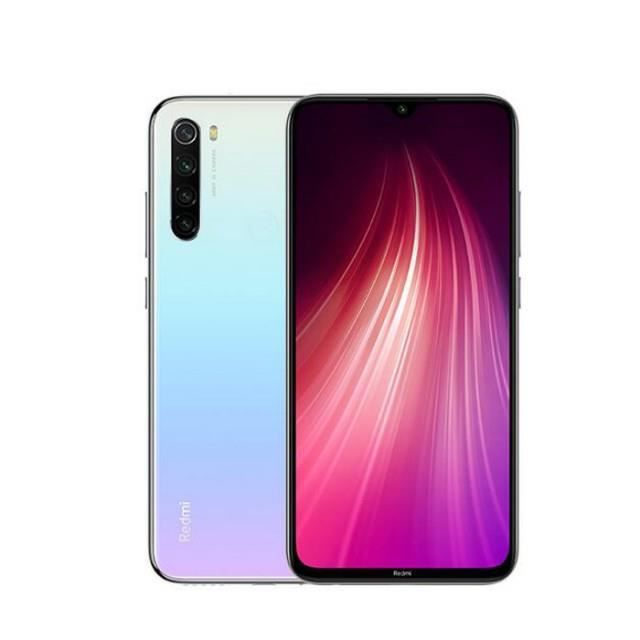 Xiaomi Redmi Note 8 64 Go 4 Go De Ram Blanc Achat Smartphone Pas Cher Avis Et Meilleur Prix Cdiscount