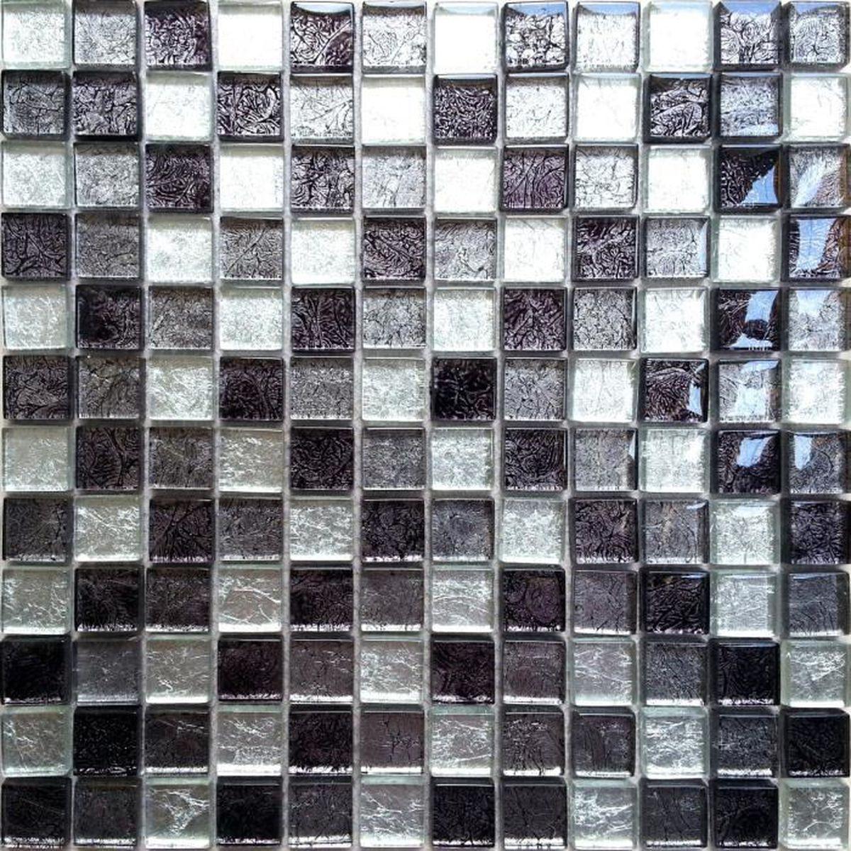 Mosaique verre 30x30