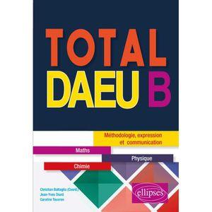 MANUEL LYCÉE GÉNÉRAL Total DAEU B. Maths, physique