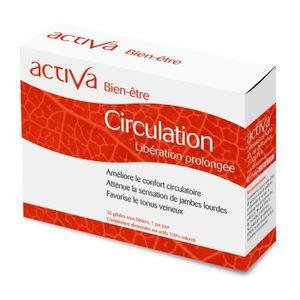 CIRCULATION SANGUINE BIEN-ETRE CIRCULATION ACTIVA