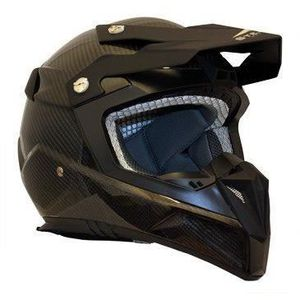 CASQUE MOTO SCOOTER Casque moto cross en carbone XL