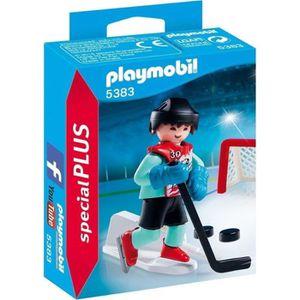 UNIVERS MINIATURE PLAYMOBIL 5383 - Joueur de Hockey