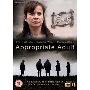 DVD FILM DVD - Appropriate Adult [Edizione: Regno Unito] [I