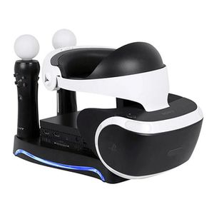 STICKER - SKIN CONSOLE 4 en 1  PS Move VR support de stockage support de