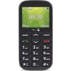 "SMARTPHONE Doro 1361, Barre, Double SIM, 6,1 cm (2.4""), 2 MP,"
