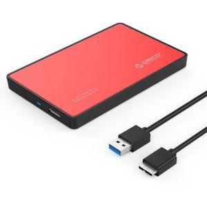 BOITIER POUR COMPOSANT ORICO Boîtier USB 3.0 pour Disque Dur Externe SATA