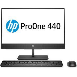 """ORDINATEUR TOUT-EN-UN HP ProOne 440 G4, 60,5 cm (23.8""""), Full HD, Intel®"""