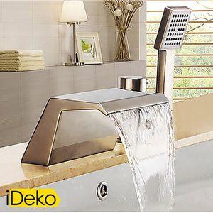 ROBINETTERIE SDB iDeko® Robinet Mitigeur robinet baignoire Cascade/