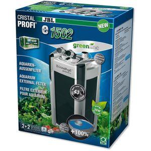 FILTRATION - POMPE JBL, Filtre extérieur Cristalprofi E1502 Greenline