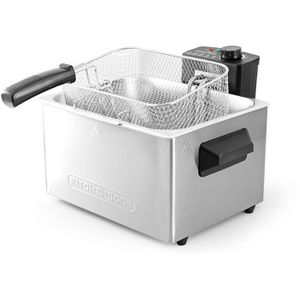 FRITEUSE ELECTRIQUE KITCHENCOOK - FR5050_INOX - Friteuse - 2000W - 5L