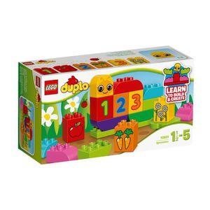 ASSEMBLAGE CONSTRUCTION Mon premier LEGO® DUPLO® 10831 Ma première Chenill