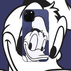 COQUE - BUMPER Coque iPhone 11,Disney Donald Duck 3 Antichoc Prem
