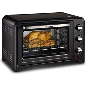 MINI-FOUR - RÔTISSOIRE MOULINEX OX464810 - Mini four grill - 33L - 1600 W