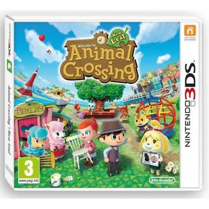 JEU 3DS Animal Crossing: New Leaf (Nintendo 3DS) [UK IMPOR