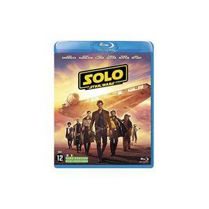 BLU-RAY FILM Solo : a Star Wars story [Blu-ray] [Blu-ray + Blu-