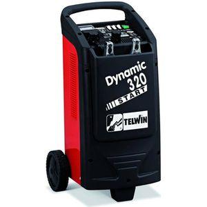 CHARGEUR DE BATTERIE Chargeur démarreur de batterie sur roues DYNAMIC 3