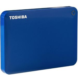 DISQUE DUR EXTERNE Toshiba Canvio connecter II USB 3.0 2.5 pouces 2To