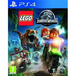 JEU PS4 LEGO Jurassic World PS4
