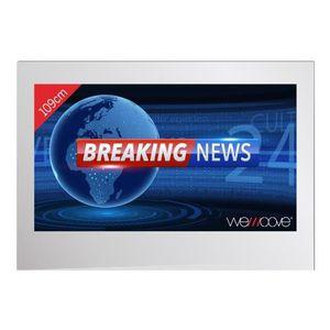 Téléviseur LED TV Miroir Design Compact étanche 109 cm (43'') WEM