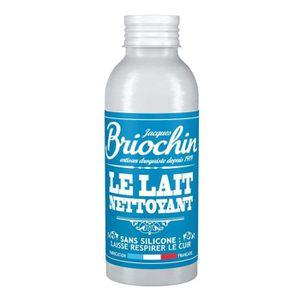 CIRAGE ET ENTRETIEN BRIOCHIN Lait nettoyant cuir - 100 ml - Sans silic