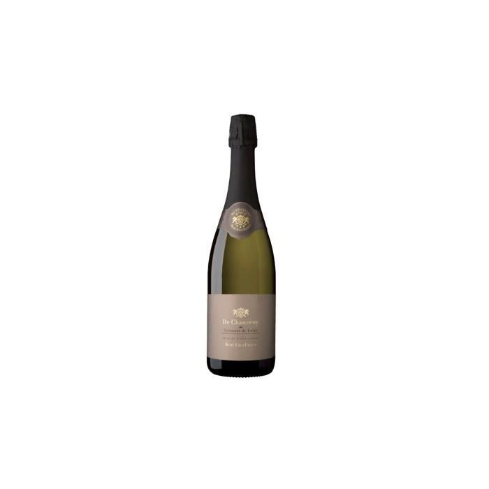 Cremant de Loire Brut Blanc De Chanceny Excellence 75 cl