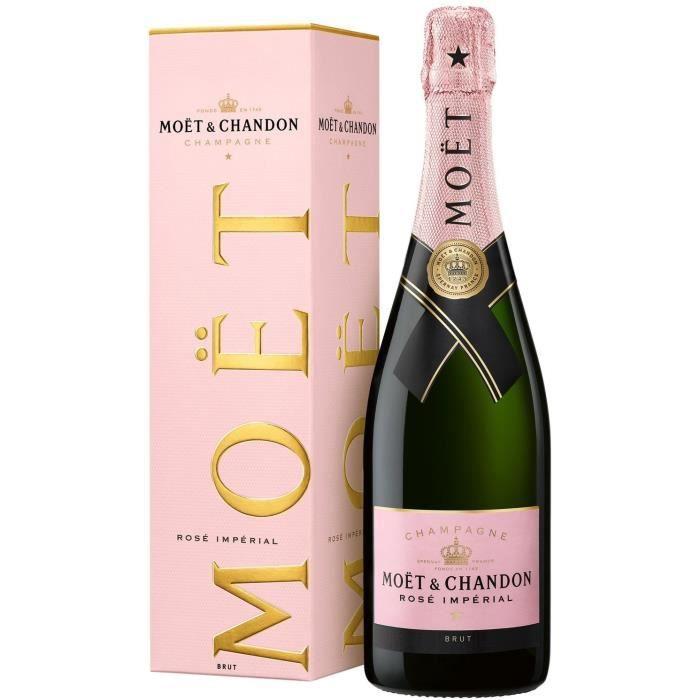 Champagne Moët & Chandon Rosé Impérial Rosé - 75 cl