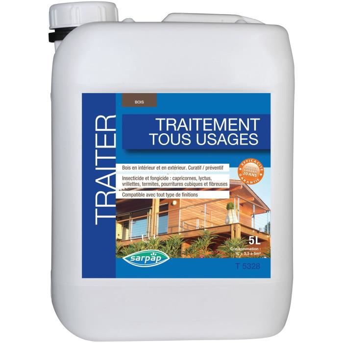 Traitement multi-usages - 5 L