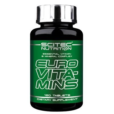 Euro Vita-Mins de SCITEC Nutrition