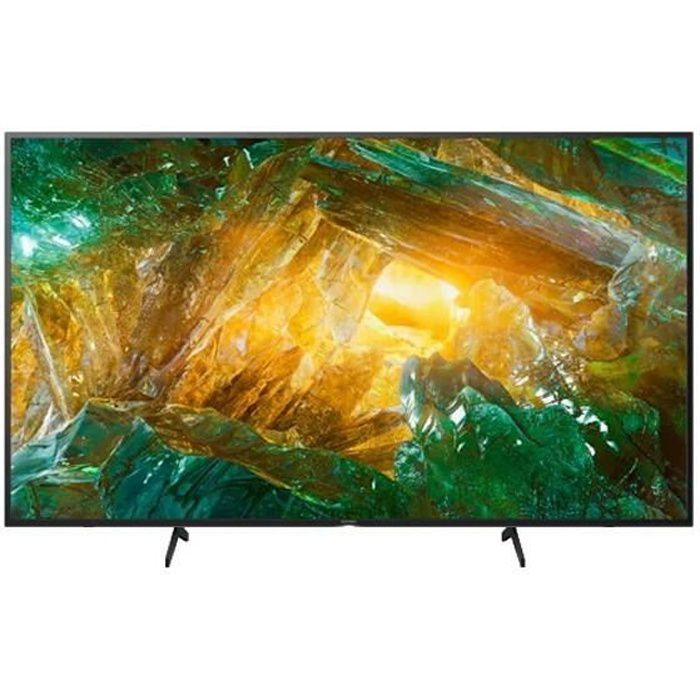 TV intelligente Sony Bravia KD43XH8096 43- 4K Ultra HD LED WiFi Noir