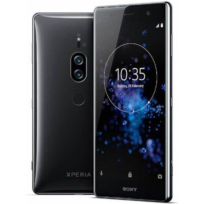 Sony Xperia XZ2 Premium 6Go/64Go Single SIM Noir H8166
