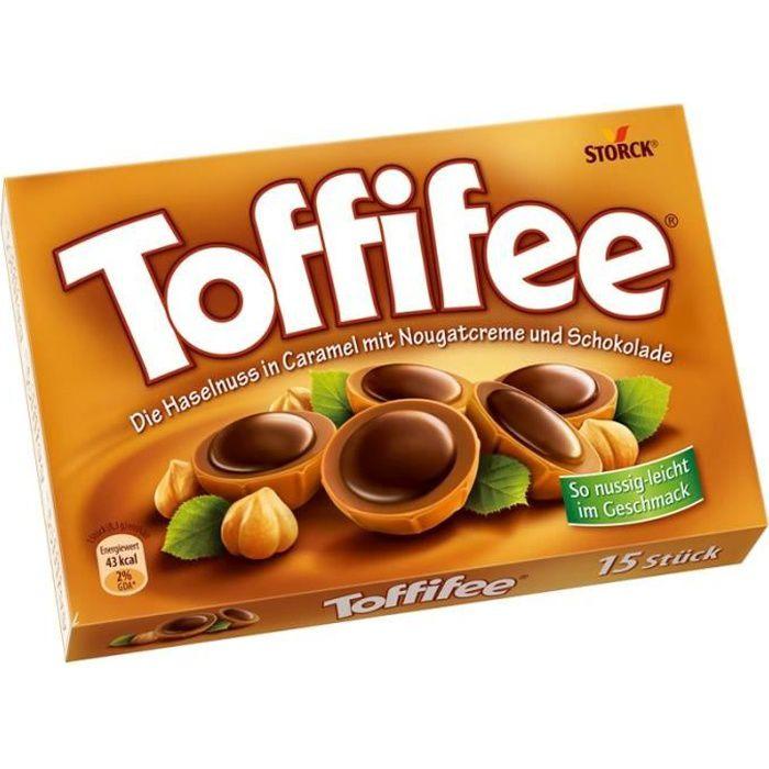 Storck Toffifee '48, praliné, chocolat, 48 de 400gr