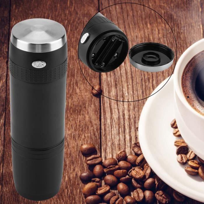 MACHINE À CAFÉ Machine à café expresso électrique portable