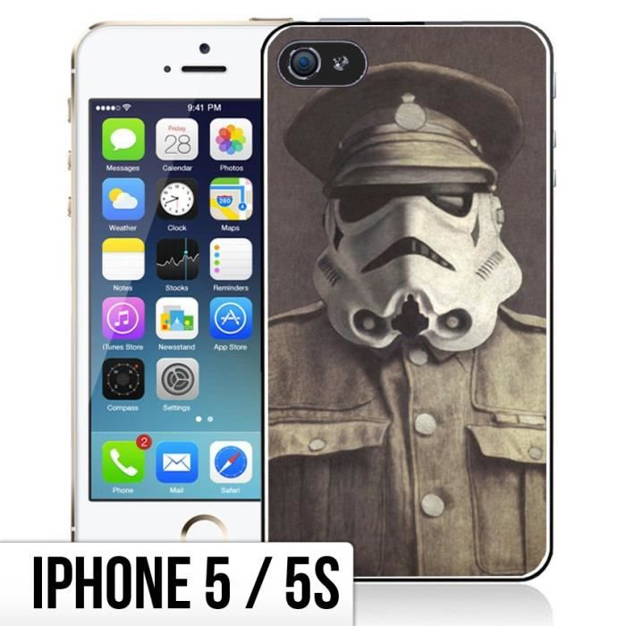 coque iphone 5 star wars