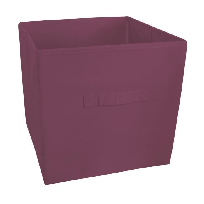 cube de rangement achat vente casier pour meuble cdiscount. Black Bedroom Furniture Sets. Home Design Ideas