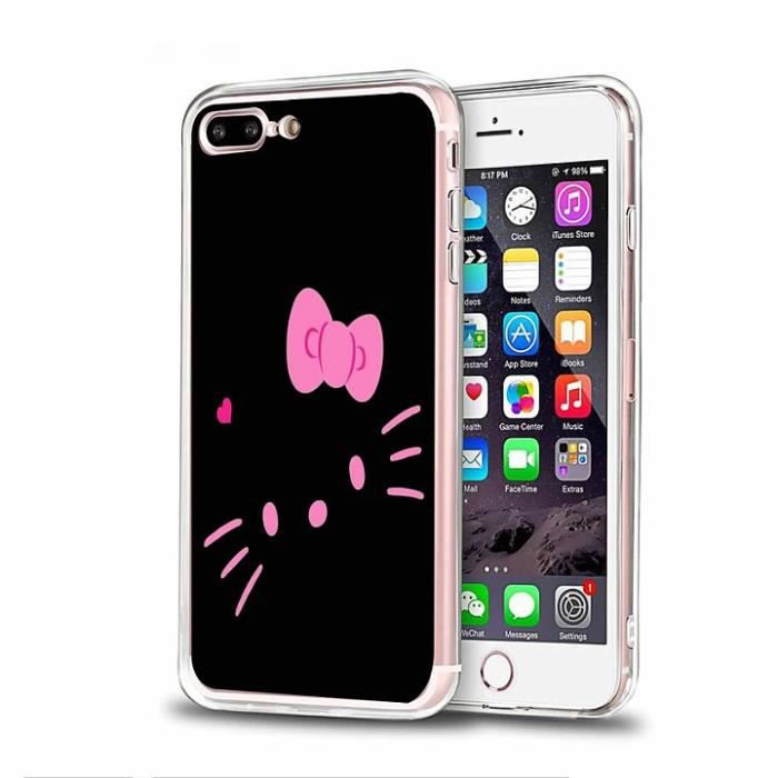 kit coque iphone 8