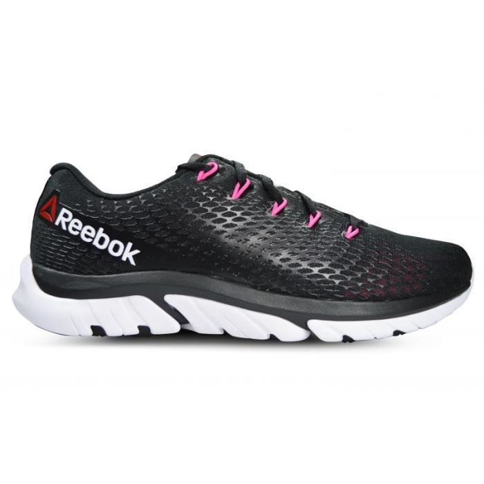 Reebok Sport Zstrike Run Training Shoes Noir - Chaussures Baskets basses Homme