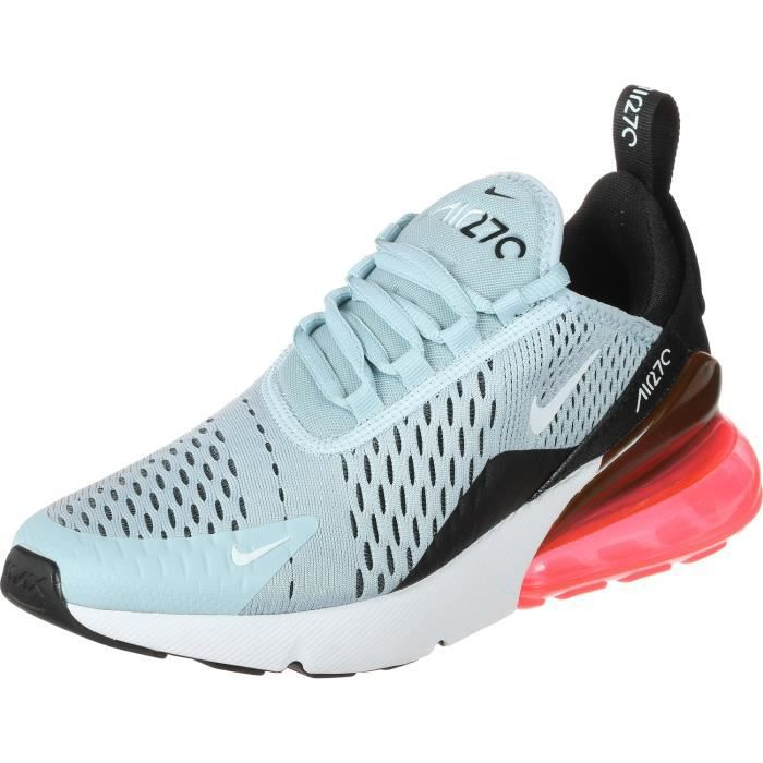 Nike Air Max 270 Homme Baskets BLEU/ROSE