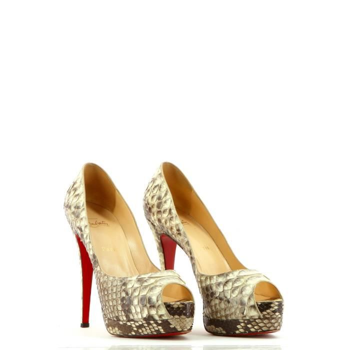 chaussures louboutin moins cher