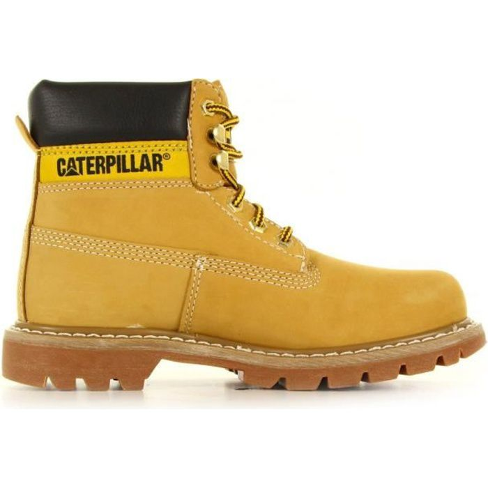 CATERPILLAR Bottines Colorado Chaussures Femme Miel