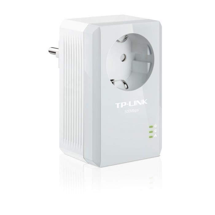 tplink cpl 500mbps avec prise tl pa4010p prix pas cher cdiscount. Black Bedroom Furniture Sets. Home Design Ideas