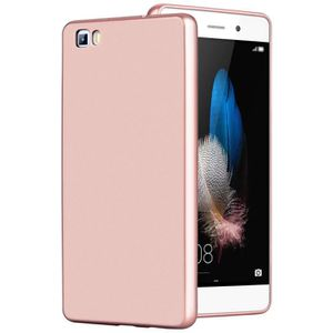 coque huawei p8 lite rose pale